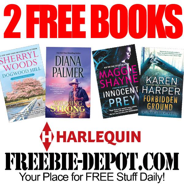 Free Harlequin Books
