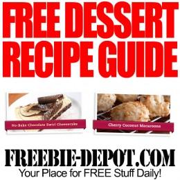 Free-Dessert-Recipe-Guide