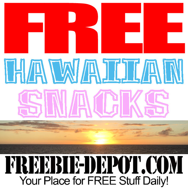 FREE Stuff from Hawaii