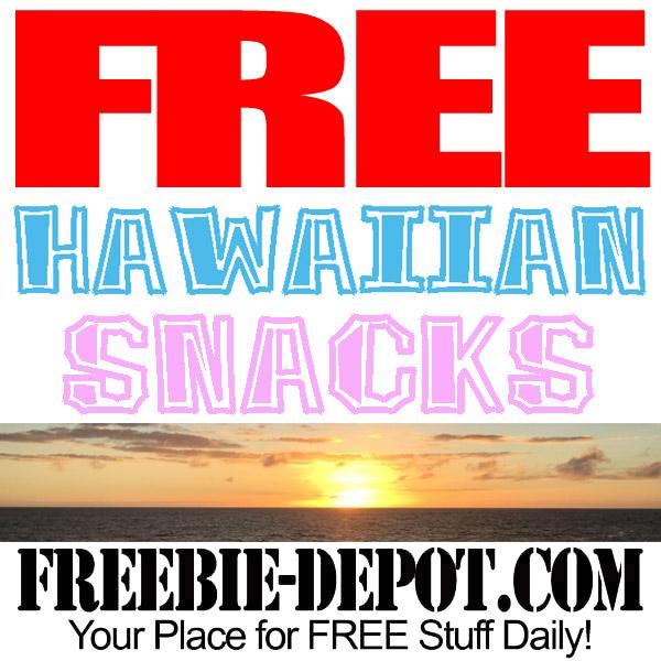 FREE Stuff from Hawaii