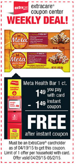 Free Health Bar with Coupon