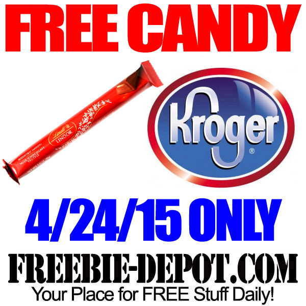 Free Lindt Chocolate at Kroger