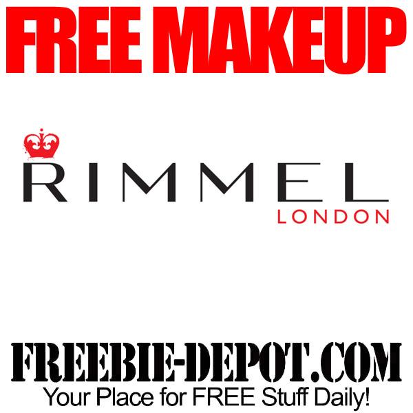 Free Rimmel Makeup