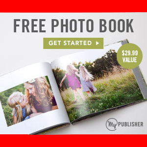 FREE Photo Book for Mother's Day Gift – $29.99 Value