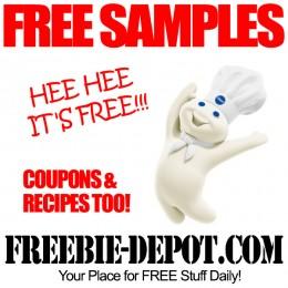 FREE SAMPLES – Pillsbury – FREE Pillsbury Coupons and Recipes