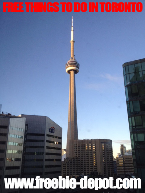 Freebies in Toronto Canada