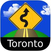 Free App with Toronto Maps and Metro Schedule