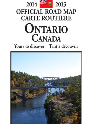 FREE Ontario Map