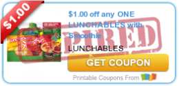FREE Printable Snack Coupon
