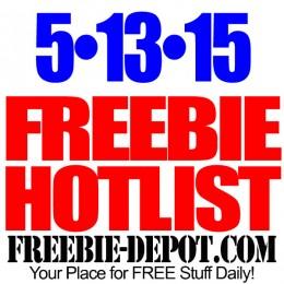 Daily-Freebie-Hotlist-5-13-15