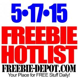 Daily-Freebie-Hotlist-5-17-15