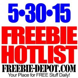 Daily-Freebie-Hotlist-5-30-15