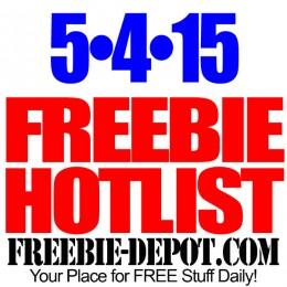 Daily-Freebie-Hotlist-5-4-15