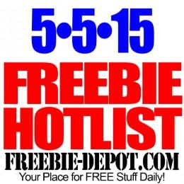 Daily-Freebie-Hotlist-5-5-15