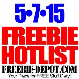 Daily-Freebie-Hotlist-5-7-15