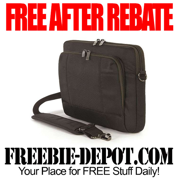 Free After Rebate Bag for Macbooks