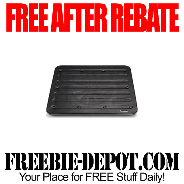 Free After Rebate Laptop Cooler Fan