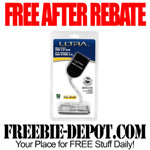 Free After Rebate Mini Hub for Computers