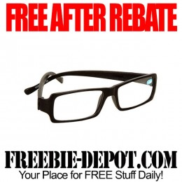 FREE AFTER REBATE – Reading Glasses – FREE Pair of Readers – Exp 7/2/15