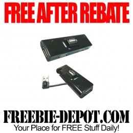 Free-After-Rebate-USB-Hub