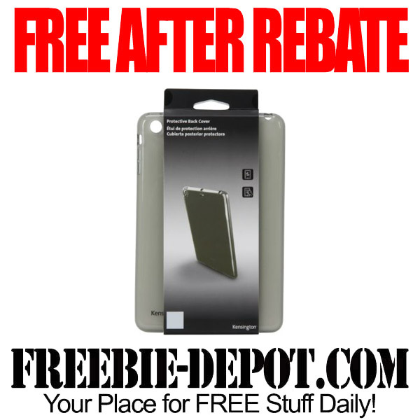 Free After Rebate iPad Mini Case