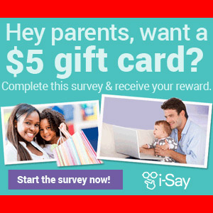 FREE $5 Amazon Gift Card for Completing Survey!