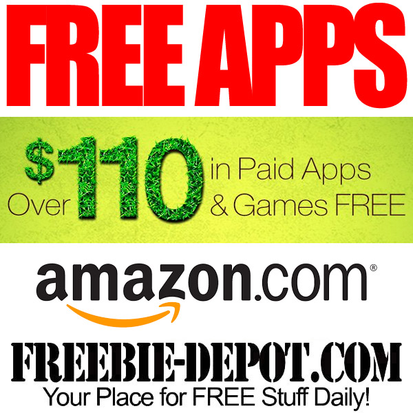 Free Paid Apps from Amazon.com