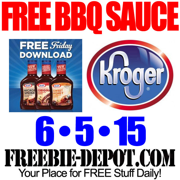 Kroger Free Friday Download Coupon
