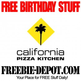 Free-Birthday-California
