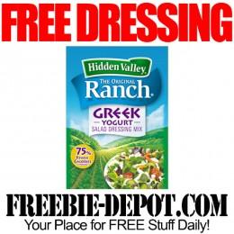 Free-Dressing