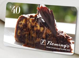 Free Flemings Dining Credit 2015
