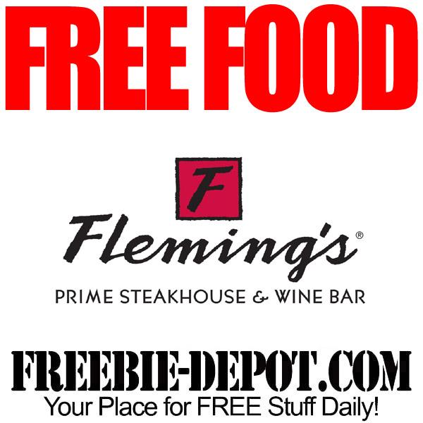 Free Steak at Flemings