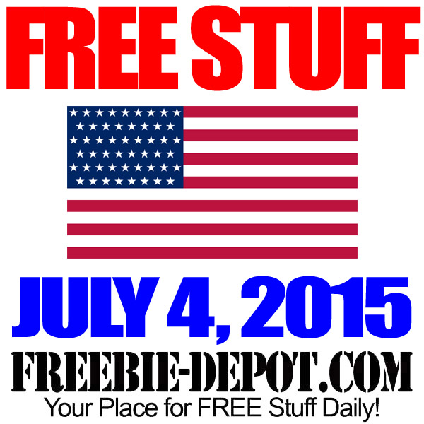 freebies 4th of july