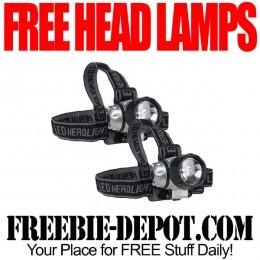 Free-Head-Lamps