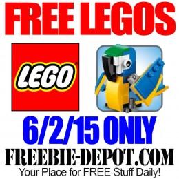 Free-Lego-Parrot