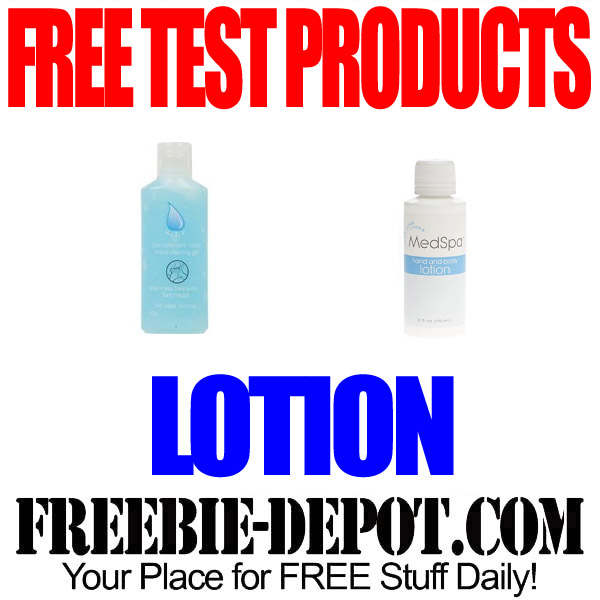 Free Full-Size Lotion