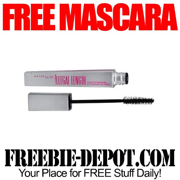 Free Mascara Product Testing