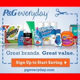 FREE SAMPLES – Procter & Gamble – FREE Coupons and More