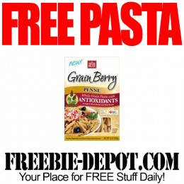 FREE Pasta at Kroger – FREE Grain Berry Whole Grain Pasta with Digital Coupon