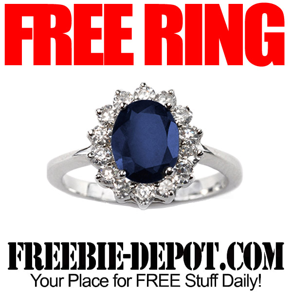 FREE Diamond Ring