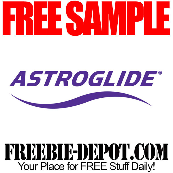Free Sample Astroglide