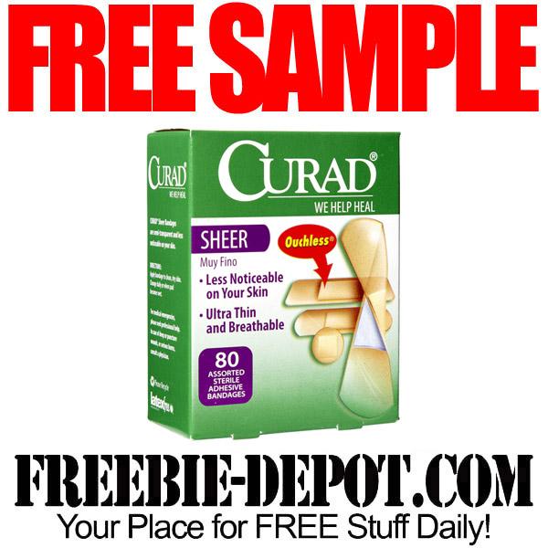 Free-Sample-Curad