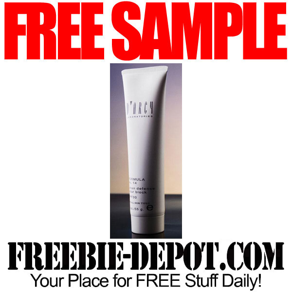 Free-Sample-DArcy