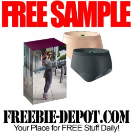 FREE SAMPLE – Depend Underwear and Briefs – FREE Depends Coupons