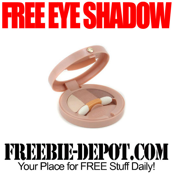 Free Sample Eye Shadow