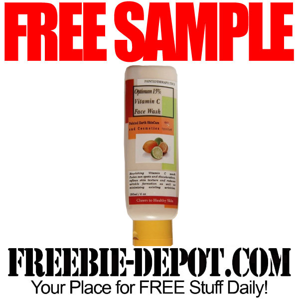 Free-Sample-Face-Wash