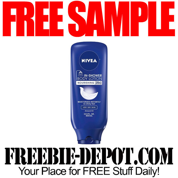 Free-Sample-Nivea