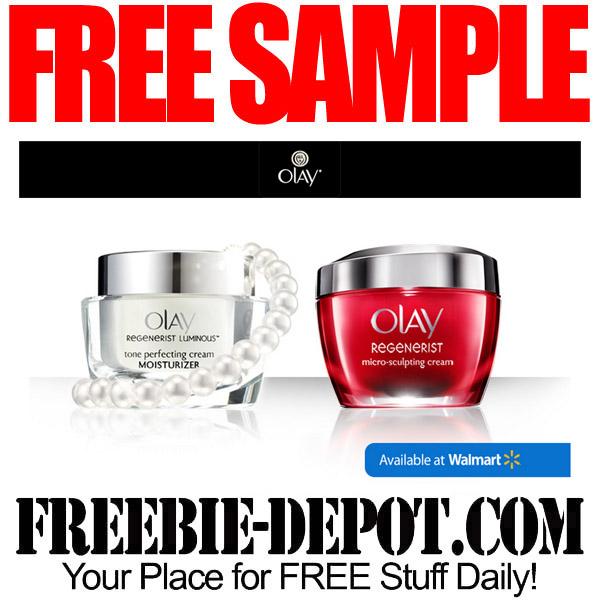 Free-Sample-Olay-Walmart