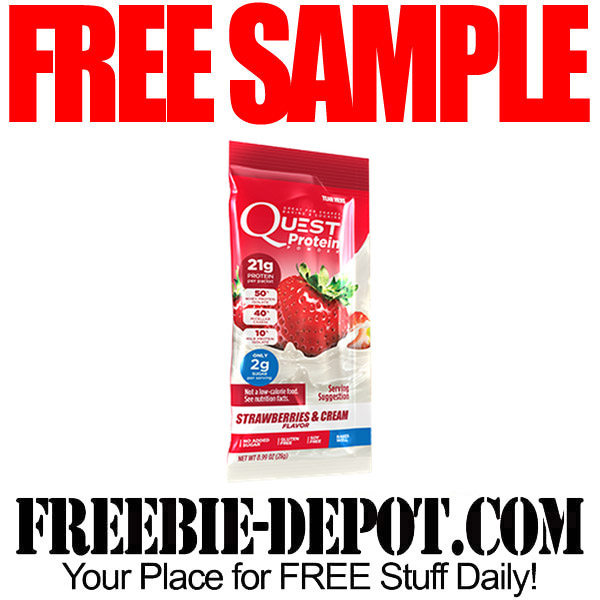 Free-Sample-Quest-Protein