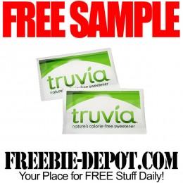 FREE SAMPLE – Truvia Sweetener – 2 FREE Sample Packets of Zero-Calorie Sweetener